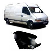 Paralama Lado Direito da Renault Master 2002 2003 2004 2005 2006 2007 2008 2009