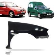 Paralama Lado Direito Seat Van Inca VW Polo 1997 1998 1999 2000 2001 2002