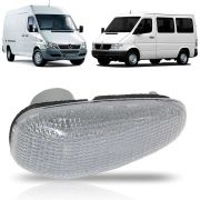 Pisca Seta Cristal do Paralama Mercedes Benz Sprinter 1997 98 99 00 01 02 03 04 05 06 07 08 09 10 11 12