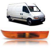 Pisca Seta Lado Esquerdo Amarelo Original Renault Master 2002 2003 2004 2005 2006 2007 2008 2009