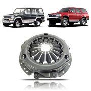 Plato de Embreagem Toyota Runner II Land Cruiser III IV 1998 1999 2000 01 02 03 04 05 06 07 08