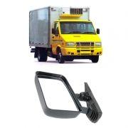 Retrovisor da Iveco Truck Lado Direito Haste Curta 1997 à 2007