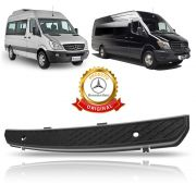 Soleira Pisante do Parachoque Dianteiro Original Mercedes Benz Sprinter 2012 2013 2014 2015 2016