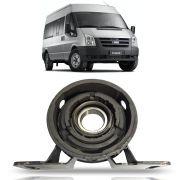 Suporte do Cardam Com Rolamento 28mm Ford Transit 2.4 2008 2009 2010 2011 2012 2013