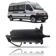 Suporte do Filtro Combustivel Com Copo Original Renault Master 2.5 2005 06 07 08 09 10 11 12 13