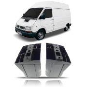 Suporte Parachoque Dianteiro Renault Trafic (KIT)