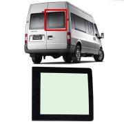 Vidro Porta Traseira Lado Direito Sem Curvatura Ford Transit 2008 2009 2010 2011 2012 2013