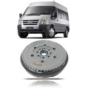 Volante do Motor Bi Massa (Luk) Ford Transit 2.4 2008 2009 2010 2011 2012 2013 2014