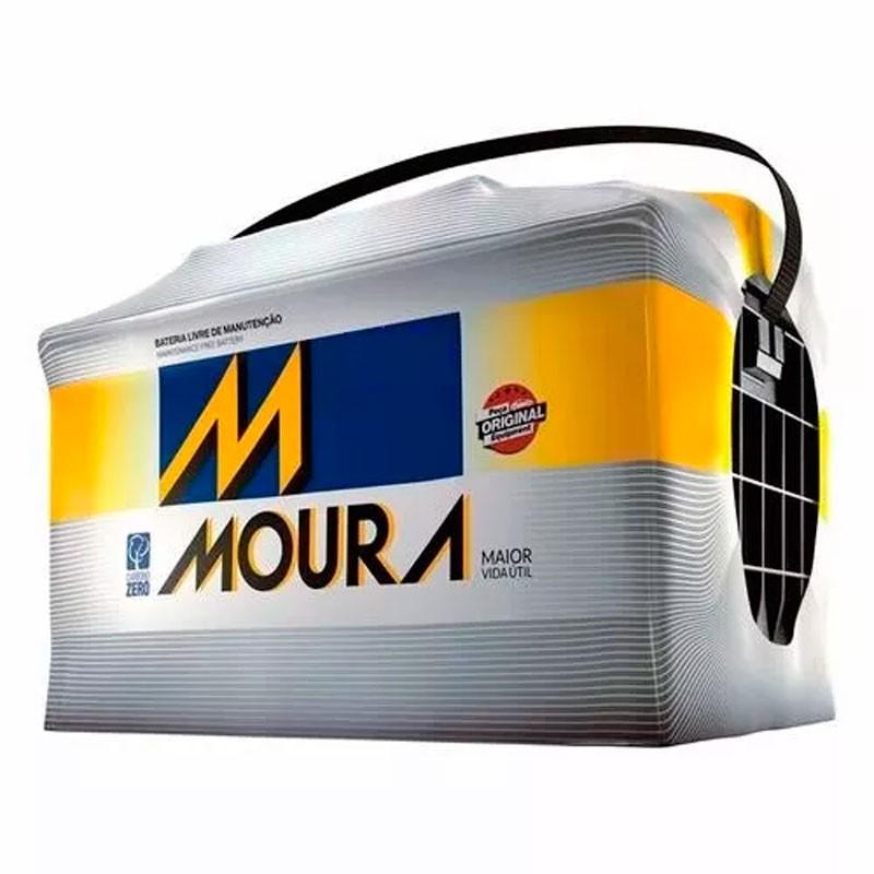 Bateria Moura 90AH 12V