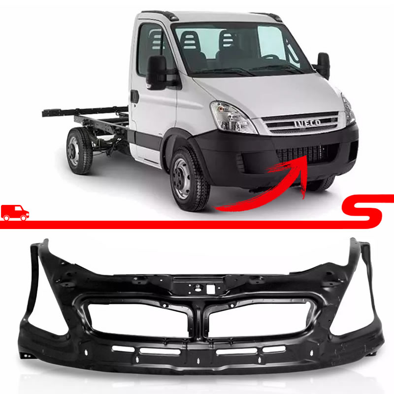 Painel Frontal Iveco 2009 2010 2011 2012