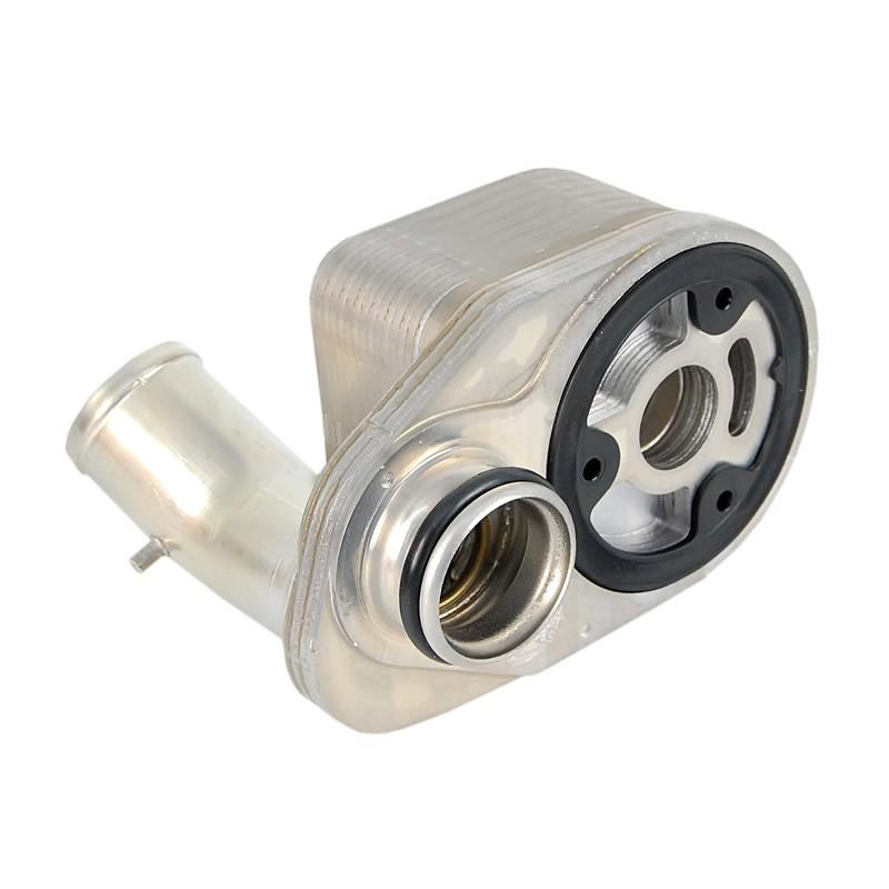 Radiador Trocador de Óleo Ducato 2013 Euro 5  Alumínio