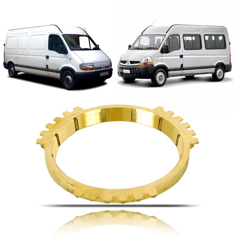 Anel Sincronizado 5ª Marcha Original Renault Master 2.5 2005 2006 2007 2008 2009 2010 2011 2012 2013