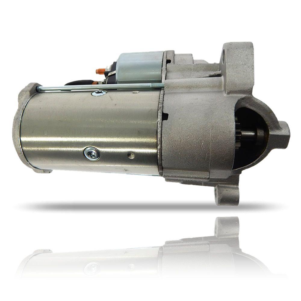 Motor de Arranque Eletrônico Renault Master 2.5 16v 2005 2006 2007 2008 2009 2010 2011 2012 2013