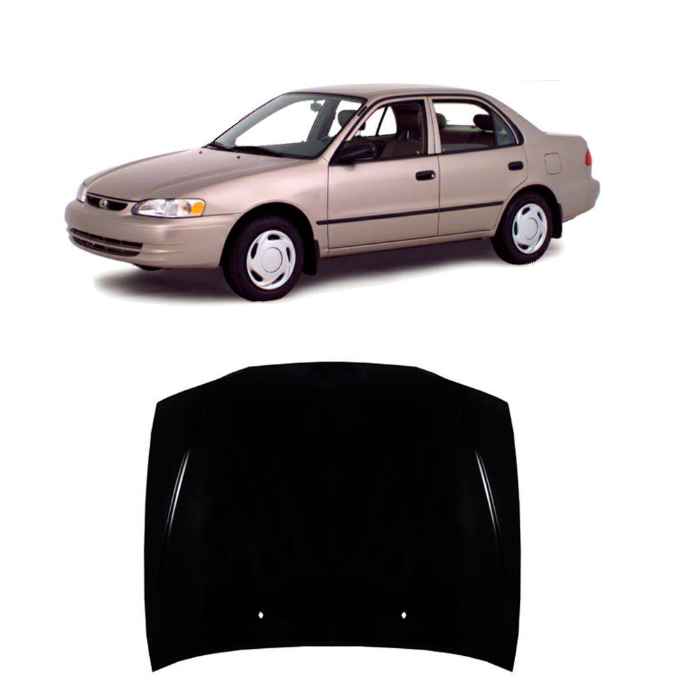 Capô do Corolla 1998 1999 2001 2002