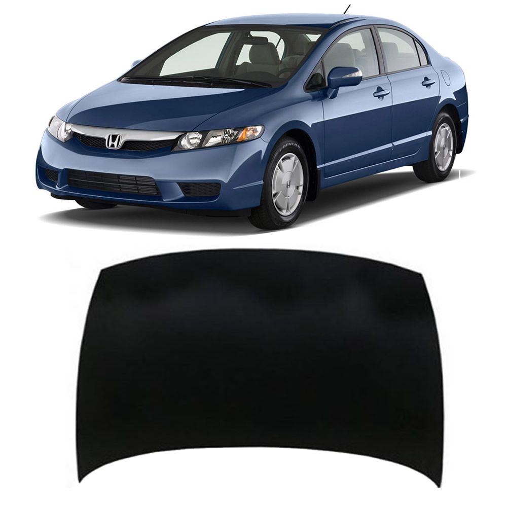 Capô do Honda Civic 2006 2007 2008 2009 2010 2011