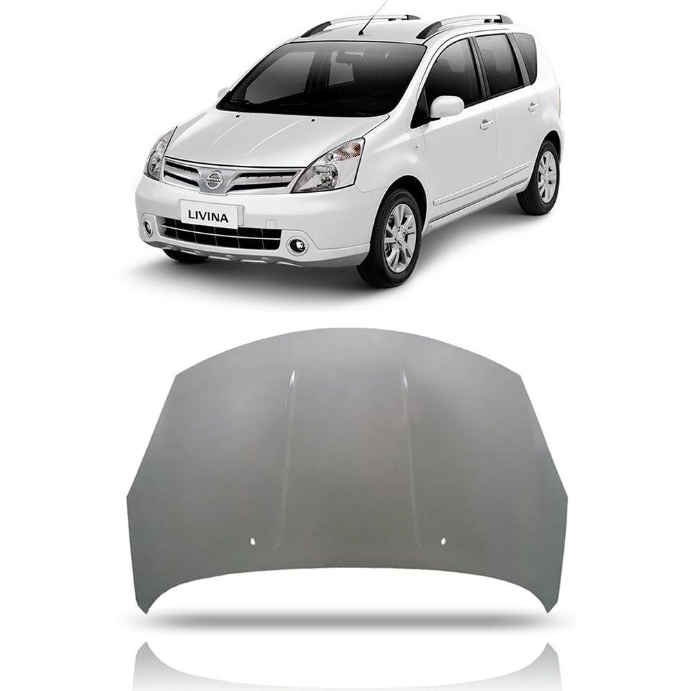 Capô Nissan Livina 2007 2008 2009 2010 2011 2012 2016
