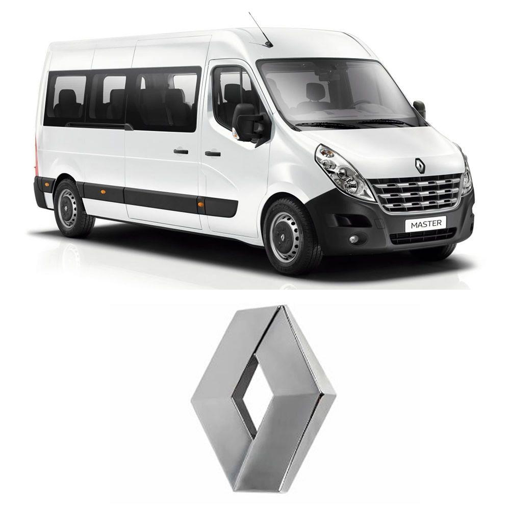Emblema do Capo da Renault Master 2014