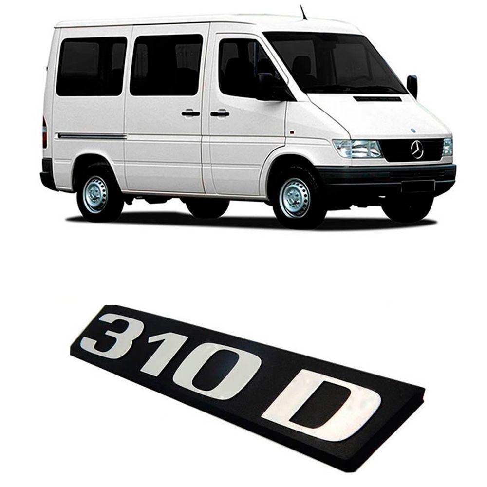 Emblema da grade da Sprinter  310 D 1997 1998 1999 2000 2001