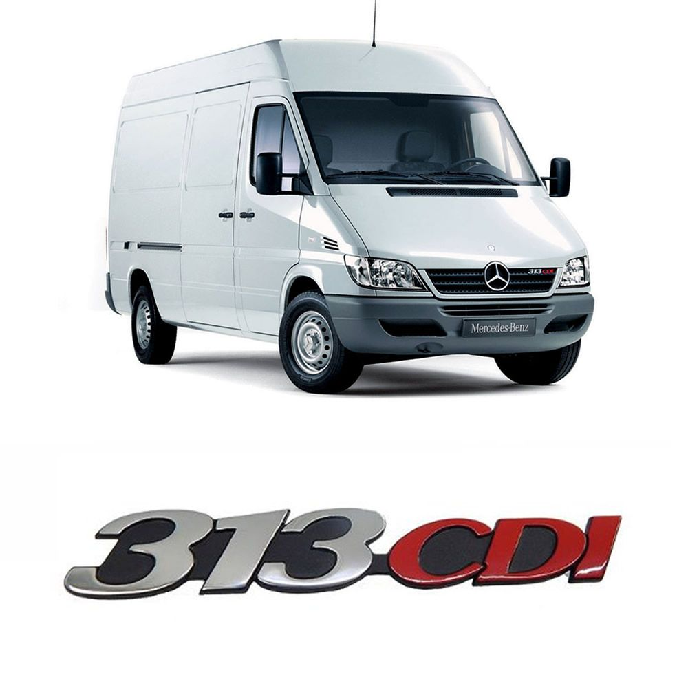 Emblema da grade Sprinter  311 CDI
