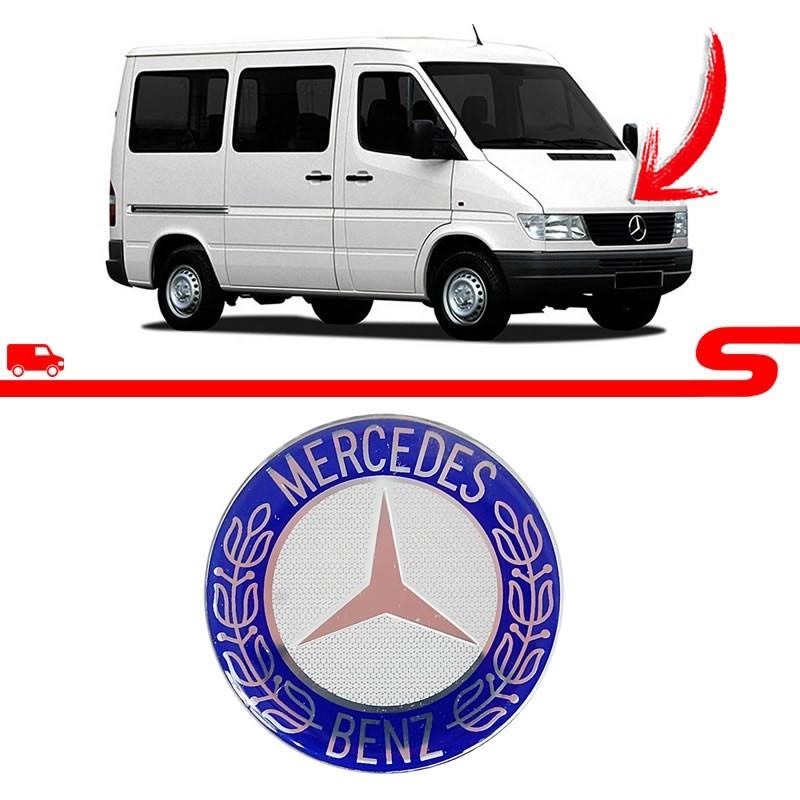 Emblema do Capô da Sprinter 1997 1998 1999 2000 2001