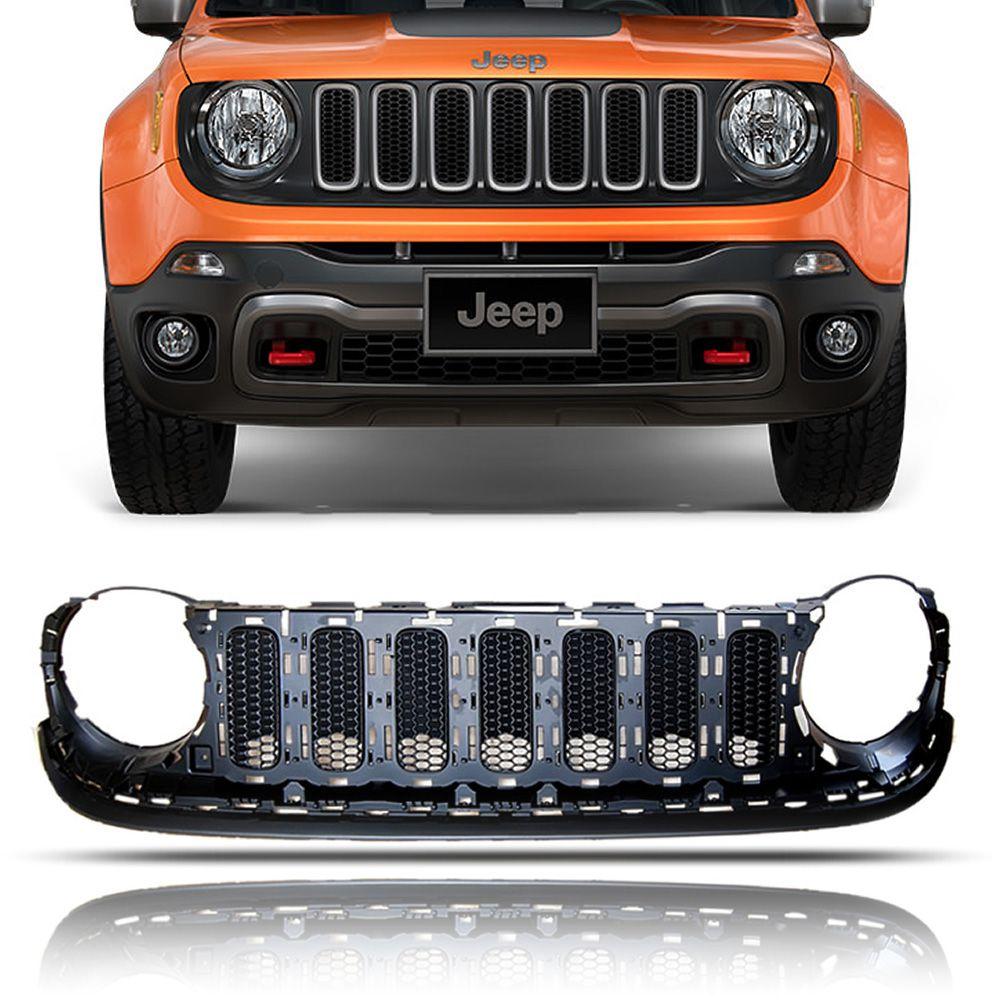 Grade Dianteira Interna Jeep Renegade 2016 2017 2018