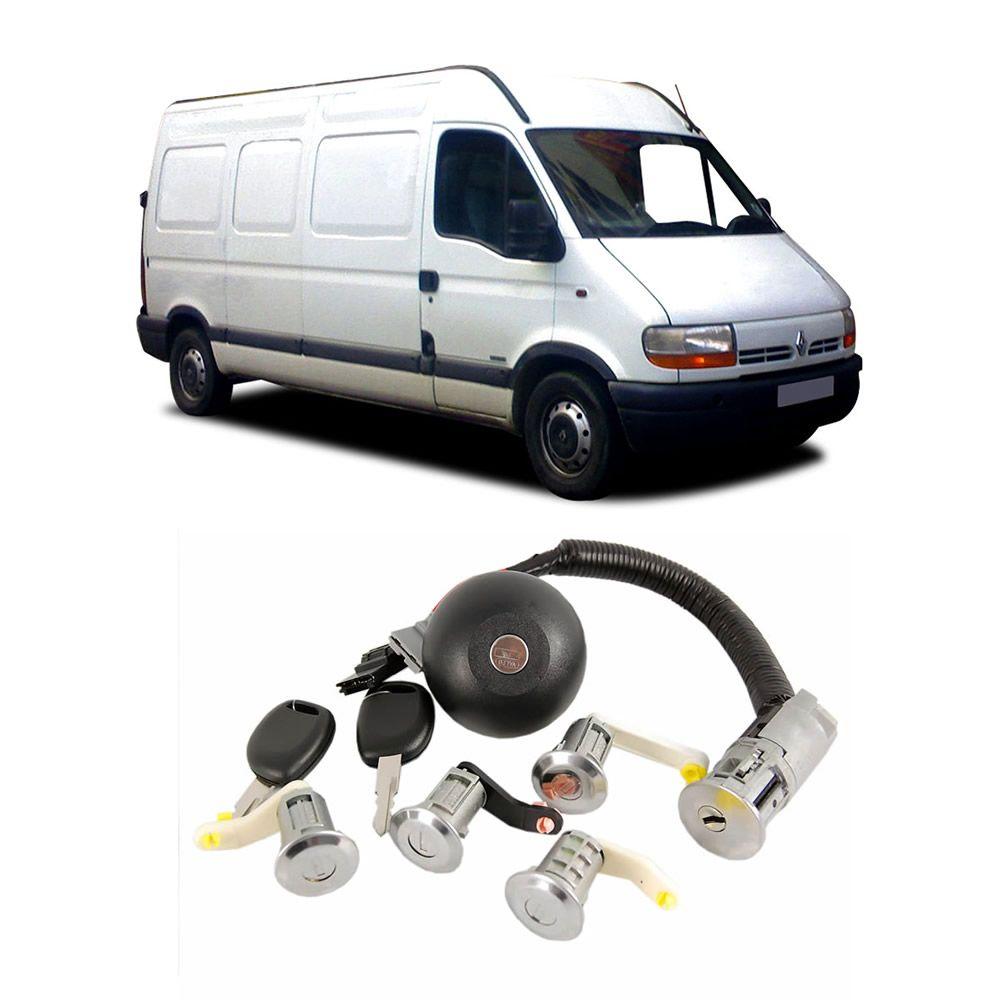 Kit Comutador completo da Renault Master 2002 2003 2004 2005 2006 2007 2008 2009