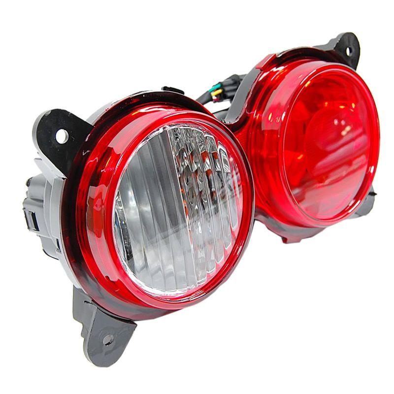 Lanterna do Bongo K2700 Traseiro Lado Direito 2005 2006 2007 2008 2009 2010 2011 2012 2013 2014 2015 2016 2017