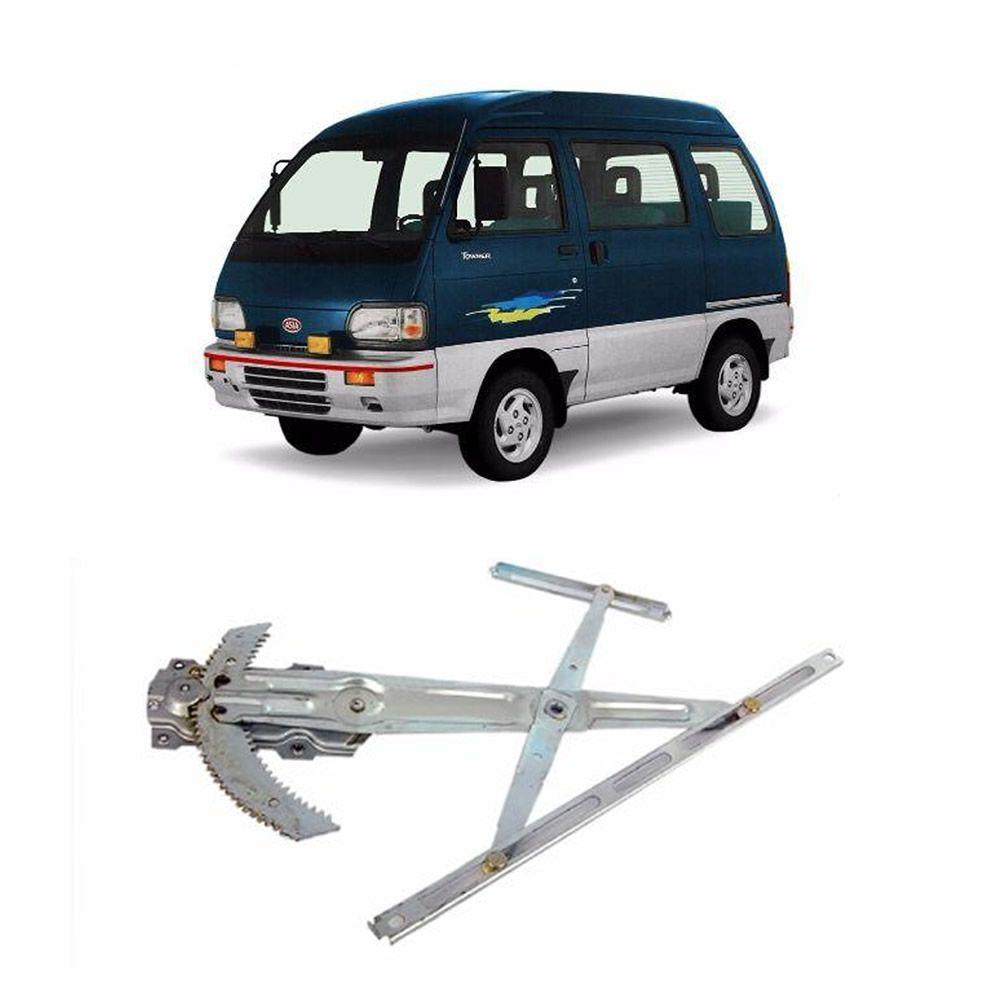 Maquina de Vidro Manual Lado Esquerdo da Towner 1993 1994 1995 1996 1997 1998 1999