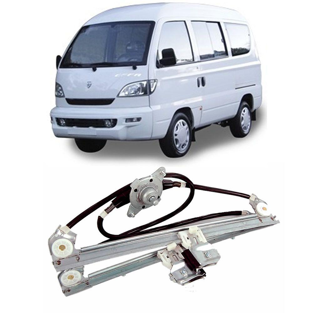 Máquina Vidro Manual Lado Direito da Towner Junior 2008 2009 2010 2011 2012