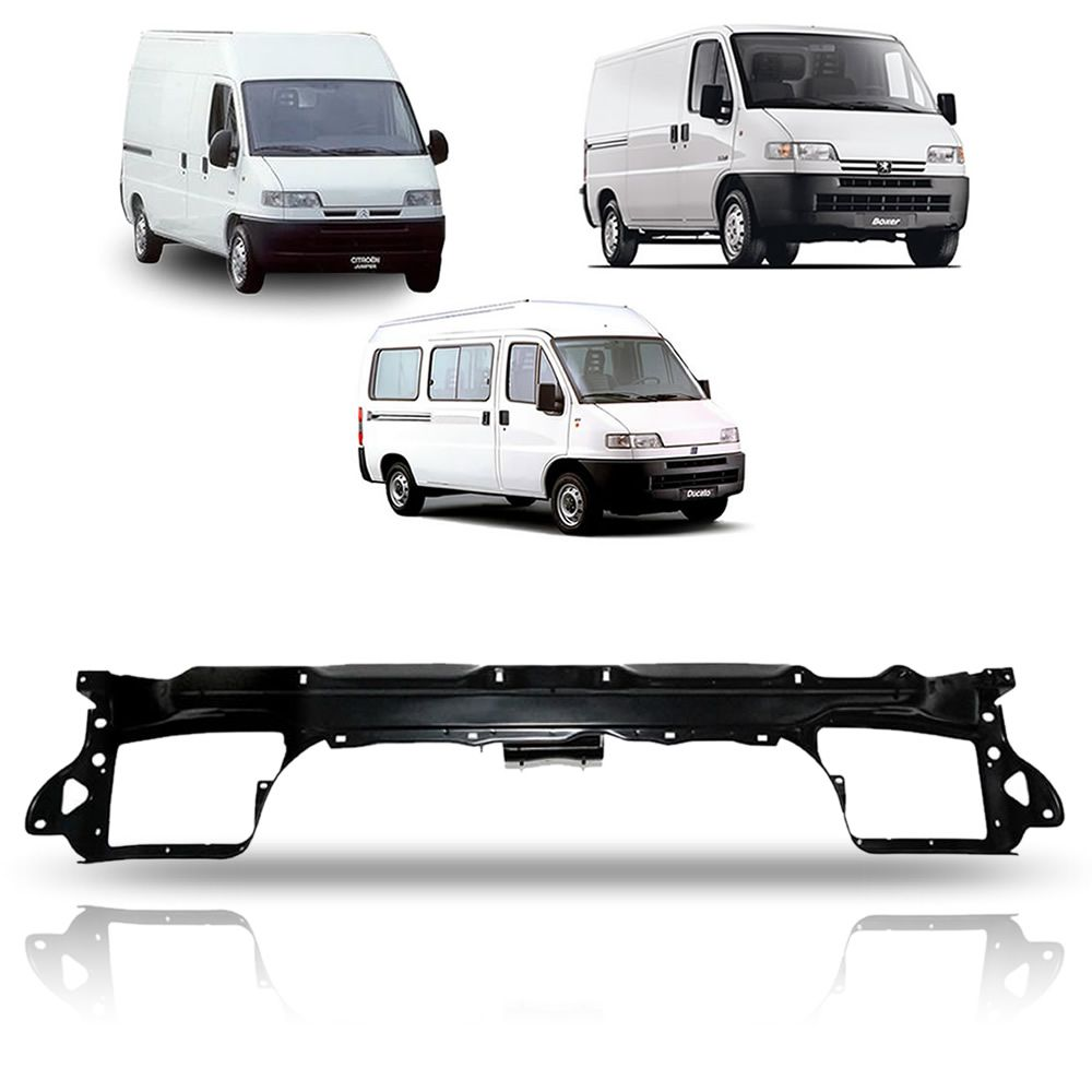 Painel Frontal Ducato Boxer Jumper 1998 1999 2000 2001 2002 2003 2004 2005