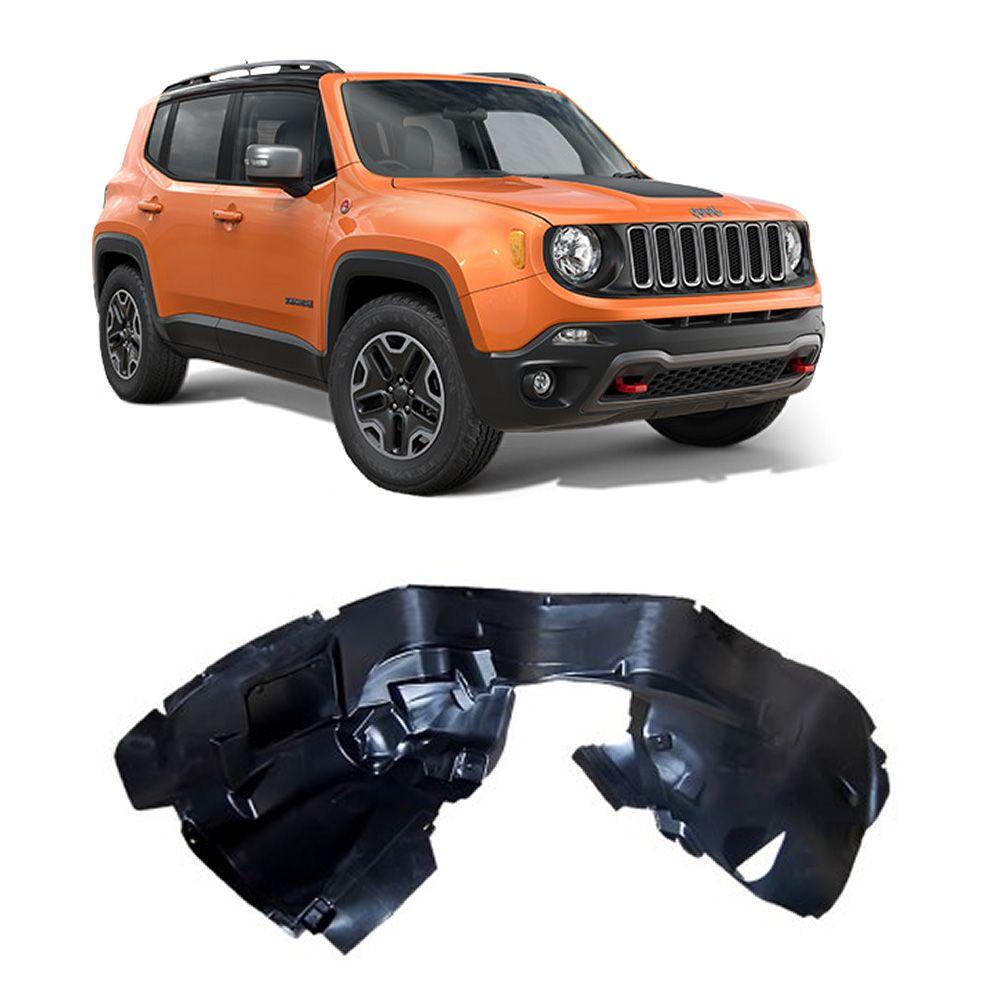 Parabarro do Jeep da Renegade 2015 2016 2017  Lado Direito