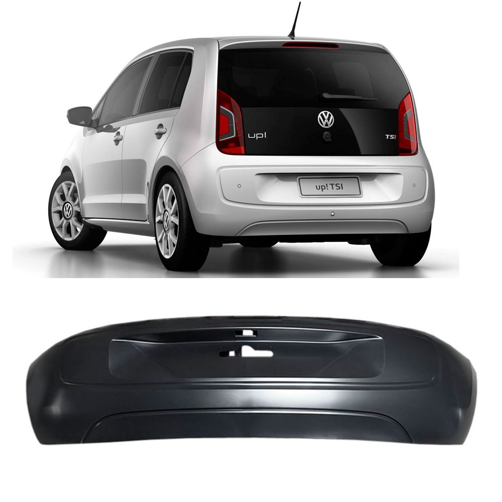 Parachoque Traseiro do VW UP 2014 2015 2016 2017