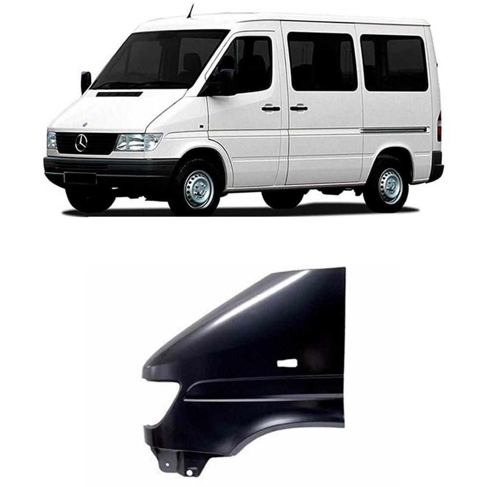 Paralama Lado Esquerdo 310 312 412 Sprinter 1997 1998 1999 2000 2001