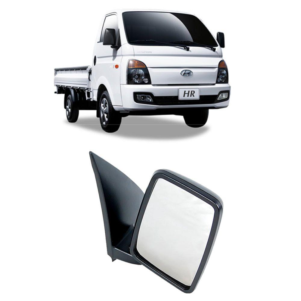 Retrovisor Lado Direito da Hyundai HR 2004 2005 2006 2007 2008 2009 2010 2011 2012