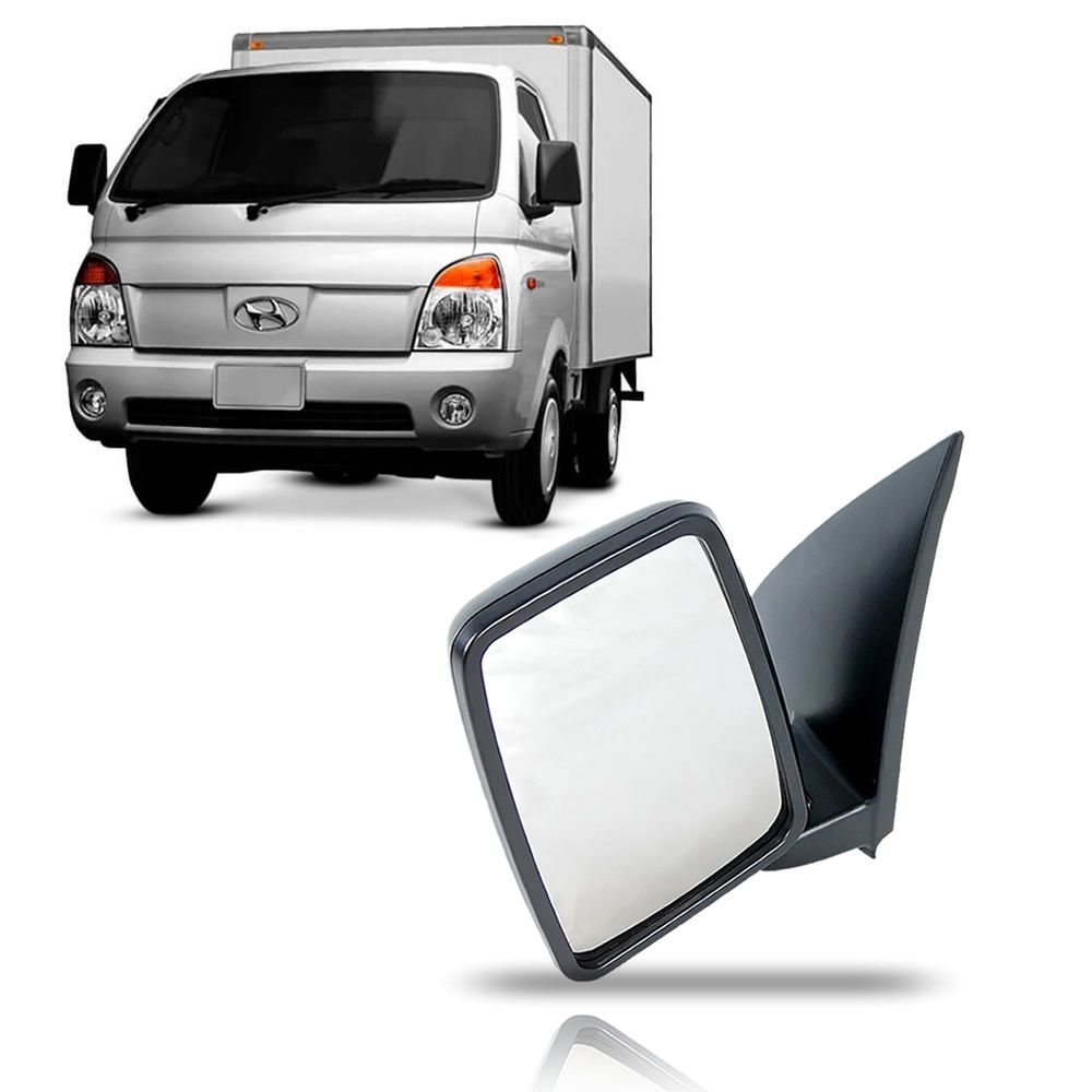 Retrovisor Lado Esquerdo Hyundai HR 2004 2005 2006 2007 2008 2009 2010 2011 2012