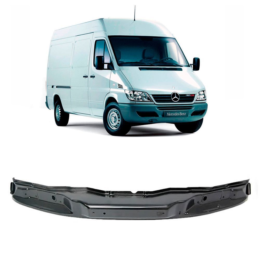 Travessa Frontal Inferior da  Sprinter CDI 2002 2003 2004 2005 2006 2007 2008 2009 2010 2011 2012