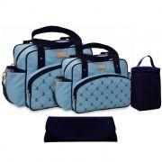 e1be90817 mamaes bolsas maternidade kit bolsa bebe maternidade azul marinho ...