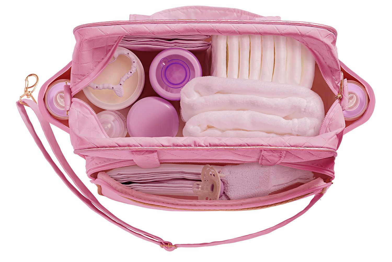 Bolsa Grande Maternidade Personalizada