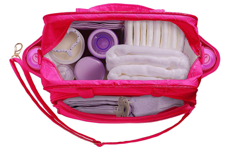 Kit Bolsa Maternidade 04 Peças Plike Baby