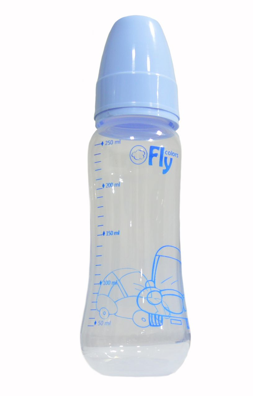 Mamadeira Color Fly 250 ML