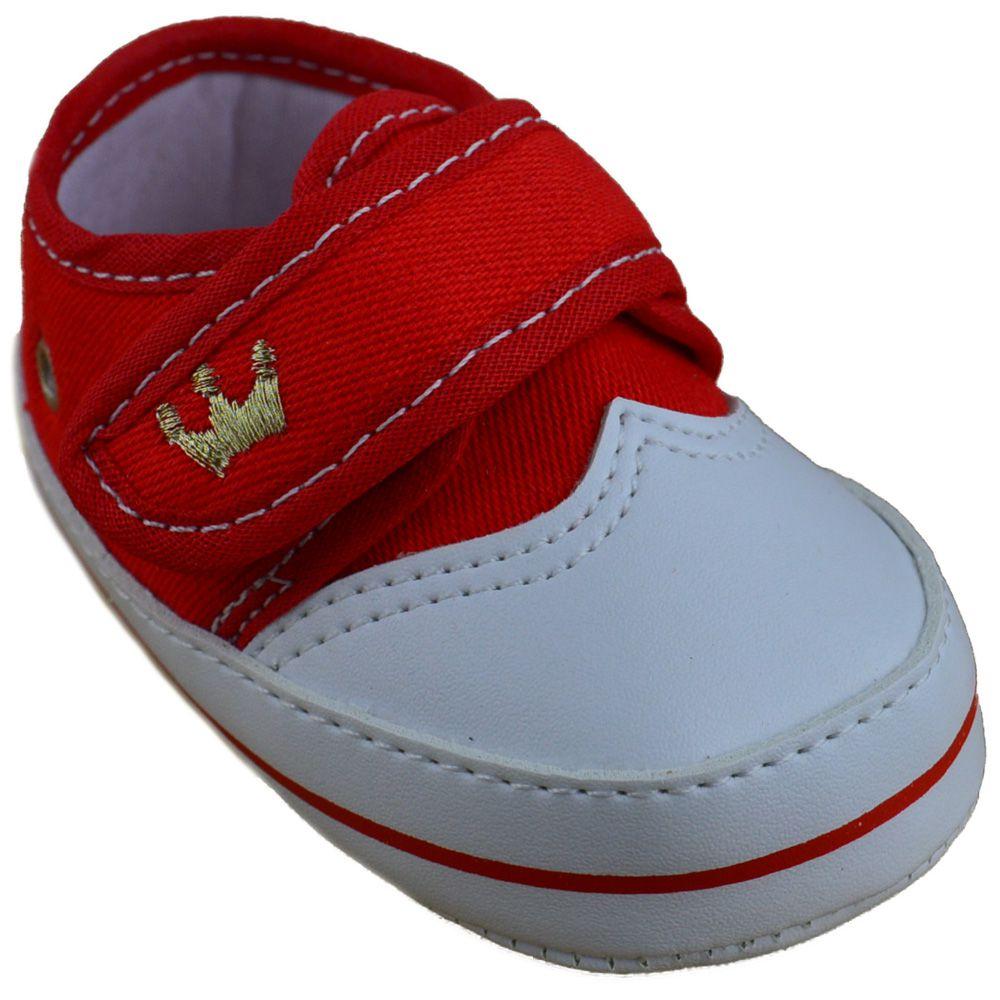 Sapatinho Coroa Markha Baby