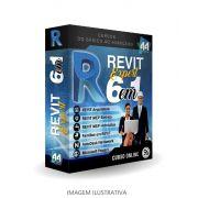 PACOTE REVIT EXPERT - 6 CURSOS COMPLETOS