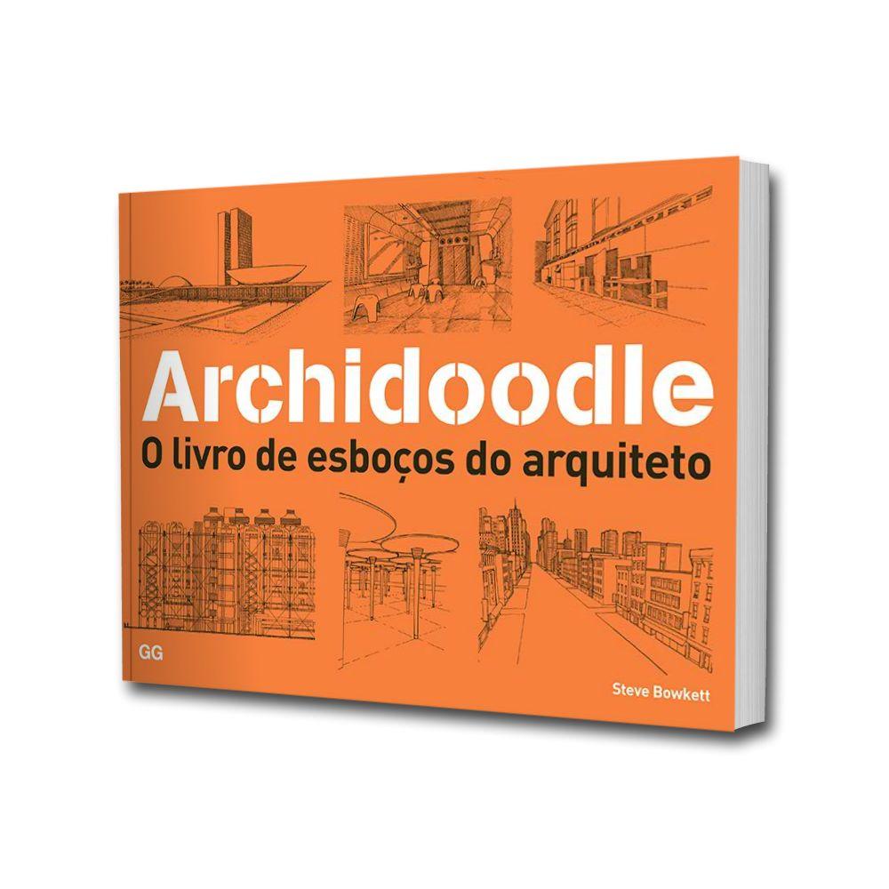 Archidoodle. O livro de esboços do arquiteto