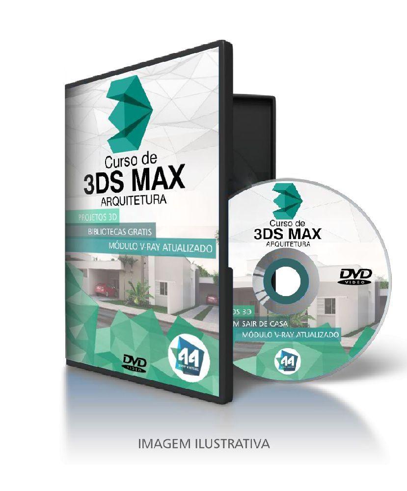 CURSO COMPLETO DE 3DSMAX ARQUITETURA