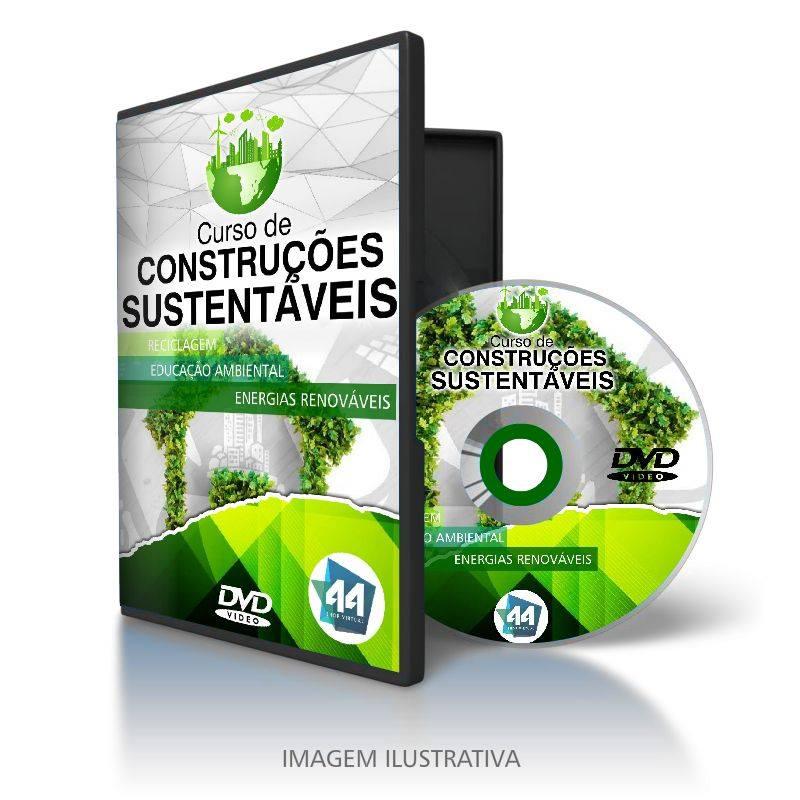 Curso completo de Construções Sustentáveis