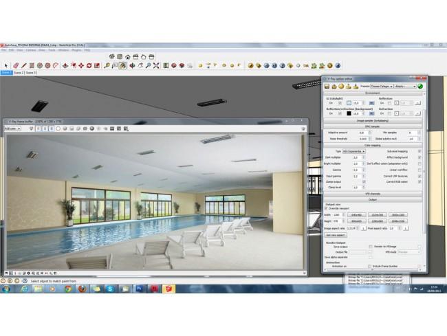 Curso completo de renderização em V-Ray
