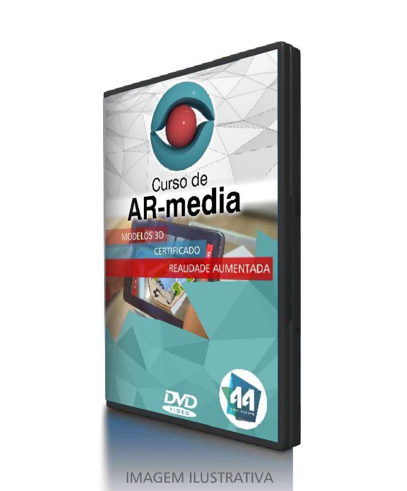 Curso de AR-media Realidade Aumentada