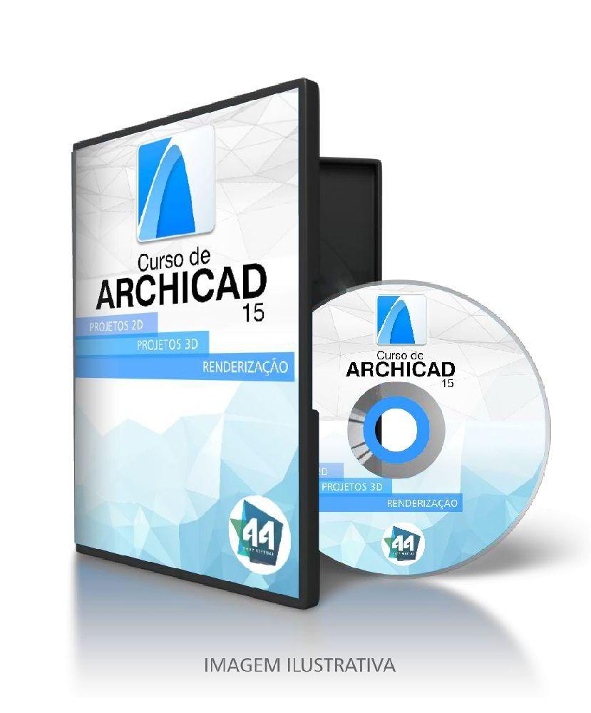 Curso de ArchiCAD 15