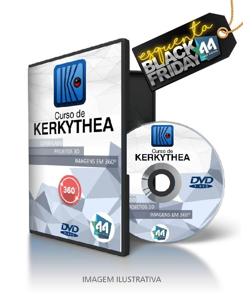 Curso de renderização em Kerkythea + Programa incluso