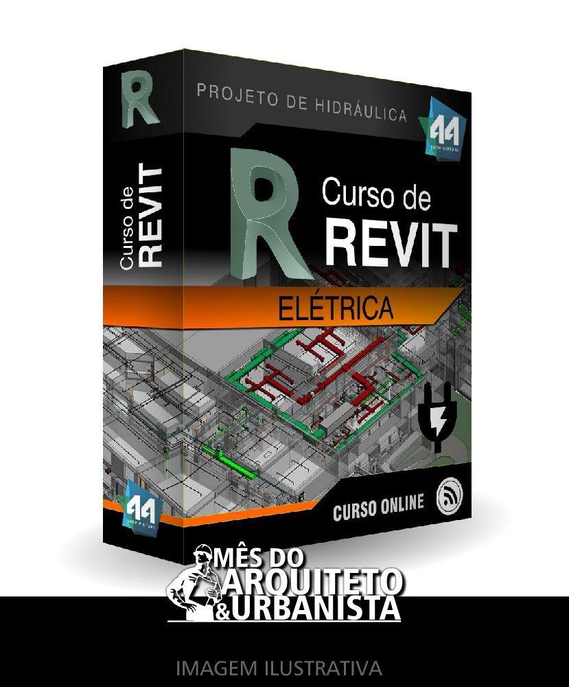 Curso de REVIT MEP Elétrica